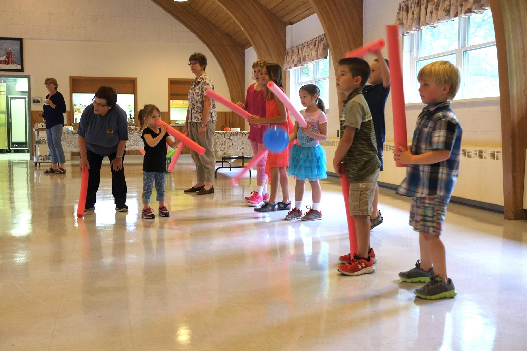 Reformed church of claverack Sunday school fun