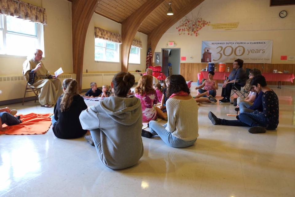 Reformed church of claverack Sunday school